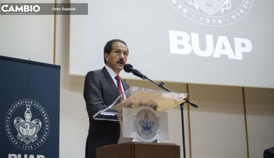 En la BUAP se trabaja en un desarrollo planeado que beneficie a la comunidad: AEO