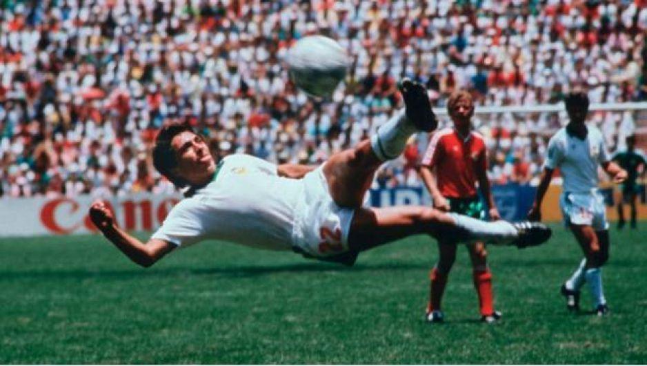 Gol de Negrete supera al de Pelé en dinámica de FIFA