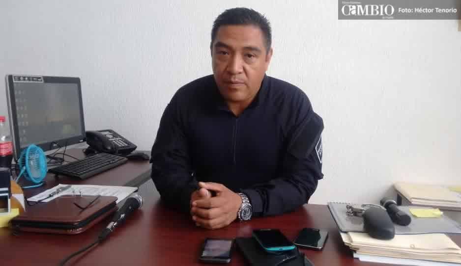 Detienen a comisionario de San Martín en megaoperativo de la SSP y FGE