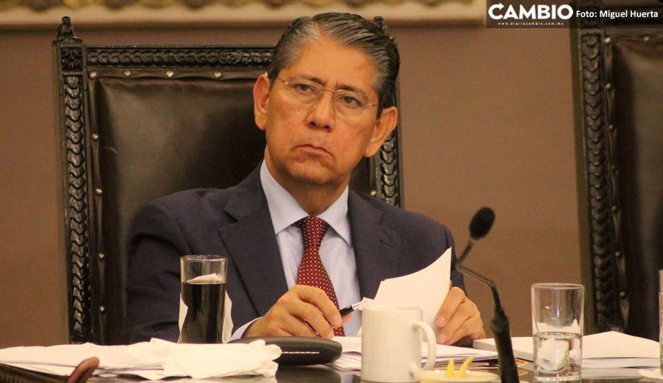 Higuera discute en privado con la Comisión de Hacienda el presupuesto de ingresos 2019 para la FGE