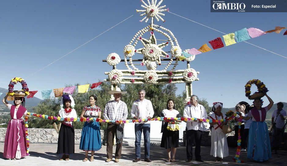 Celebran 53 Huey Atlixcáyotl con más de 12 mil personas