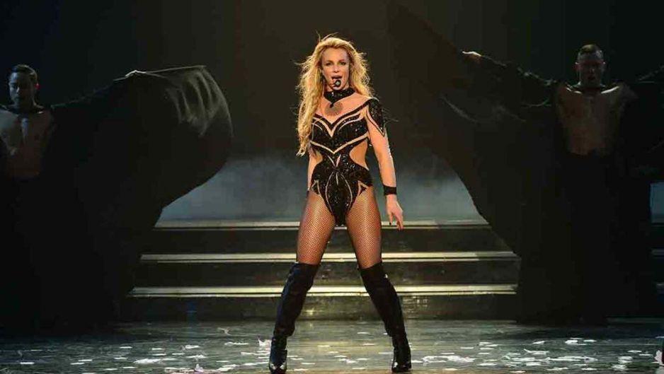 Britney Spears anuncia su retiro de los escenarios