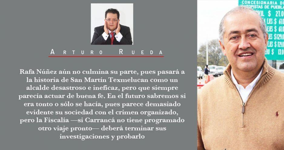 Rafa Núñez: ¿era tonto, se hacía tonto o sólo lo parecía?