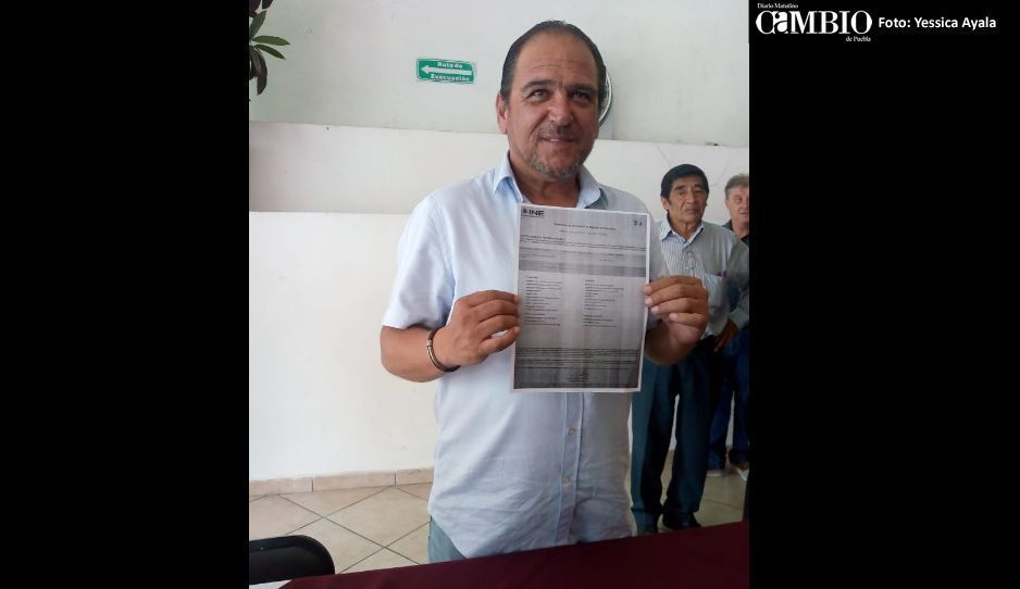 TEPJF ratifica a Villarroel como candidato de Morena para la alcaldía de Atlixco