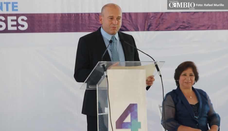 Se han realizado 645 obras en Atlixco durante la administración de José Luis Galeazzi
