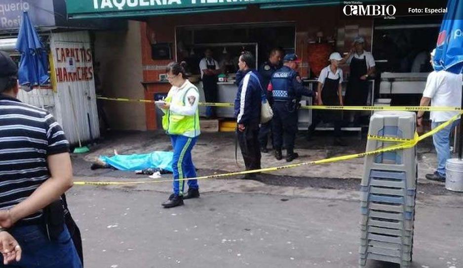 1000 maneras de morir: Mujer muere al atragantarse con taco de carnitas en CDMX