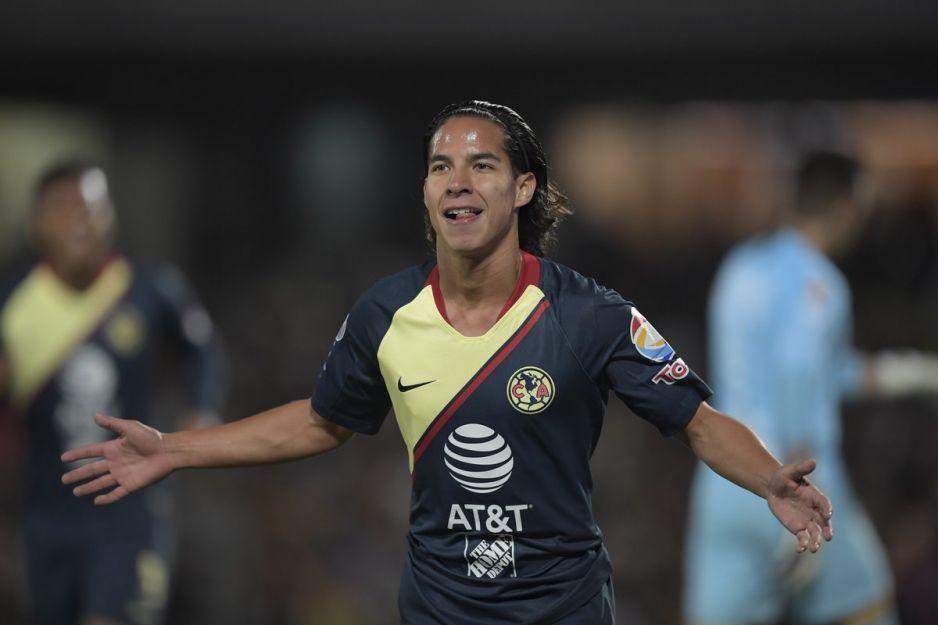 VIDEO: Así fue el gol de Lainez en la semifinal contra Pumas