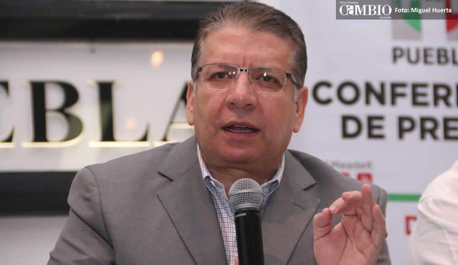 Doger reconoce su derrota pero señala que el PRI no está muerto en Puebla