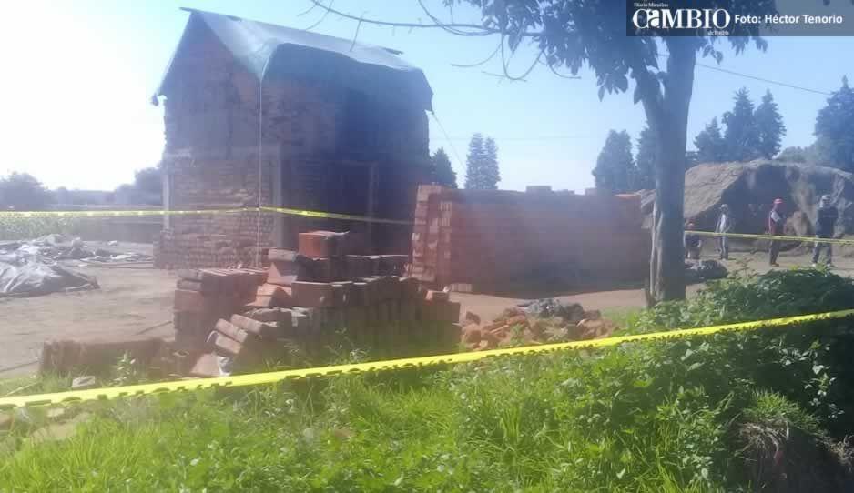 Hombre pierde la vida tras ser atropellado por un vehículo desconocido en Huejotzingo