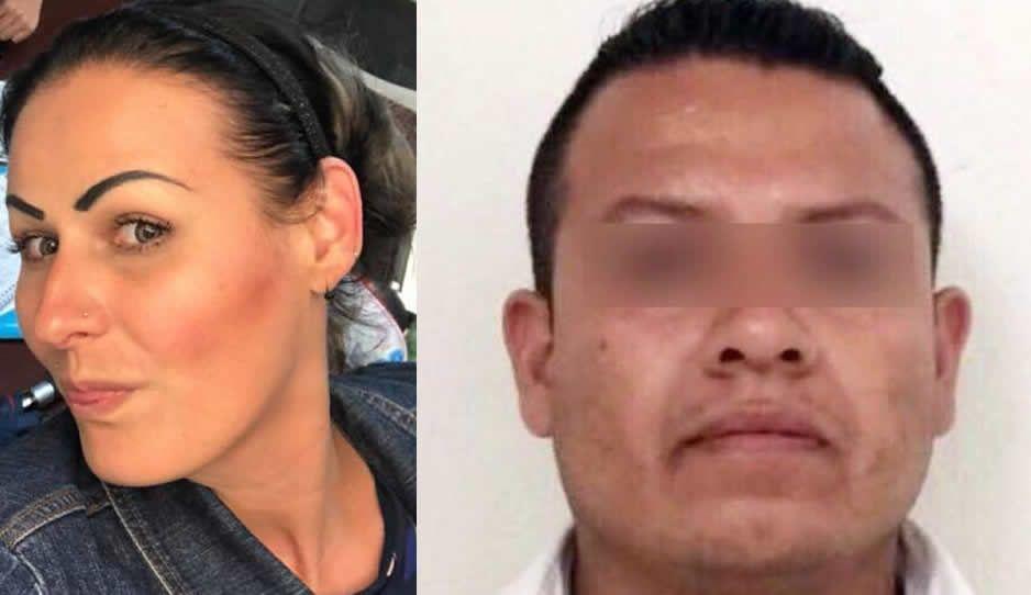 Detienen al presunto asesino de Yaroslava que la desmembró y la abandonó en Huejotzingo