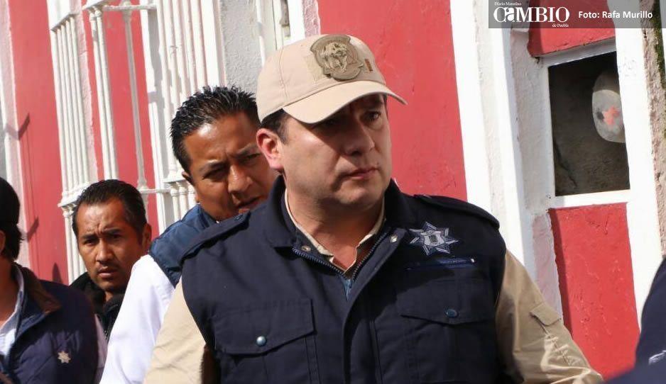 Confirma Chucho Morales que gobierno toma control de Ciudad Serdán