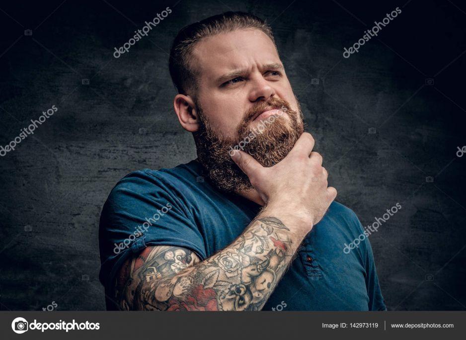 Panzón, barbón y con tatuajes: así es el hombre ideal de las mexicanas