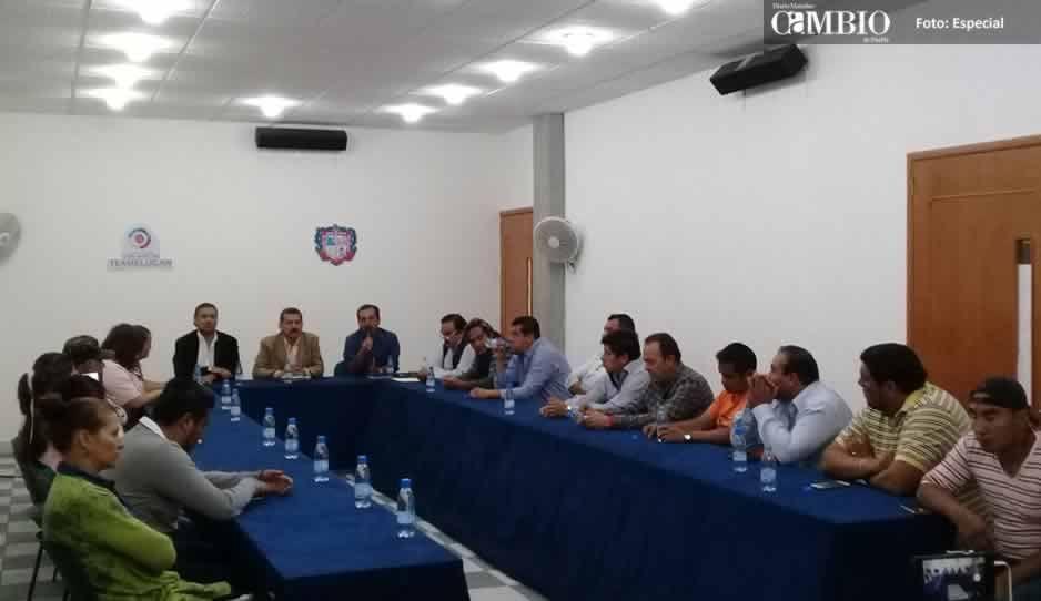 Tianguis de Texmelucan regresa los martes; líderes advierten que habrá conflicto por esta medida