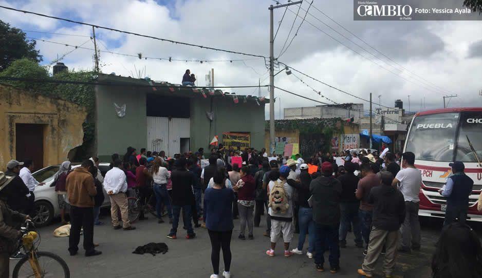 Se inconforman por victoria de Juan Pérez en Tianguismanalco