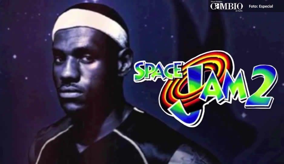 La productora de LeBron James comparte la primera imagen de Space Jam 2 (FOTO)