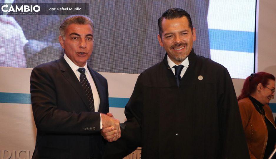 AMLO se comprometió a incrementar 7.6 % las participaciones para Puebla: Gali