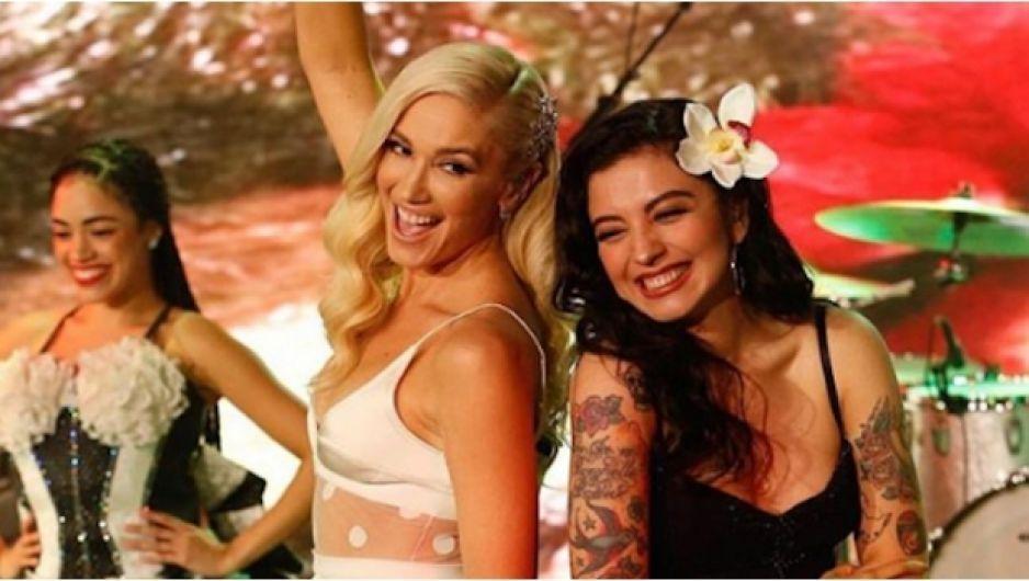 Gwen Stefani desconoce a Mon Laferte a pesar de hacer dueto