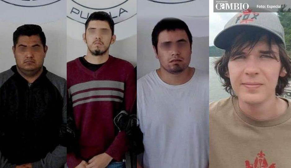 Confiesa asesino de Andrés Larrañaga: pensamos que era un mirrey por eso lo secuestramos