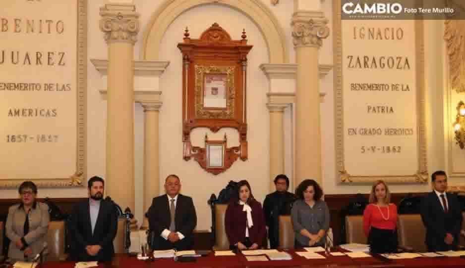 Cabildo aprueba con 23 votos a favor proceso para elecciones en juntas auxiliares
