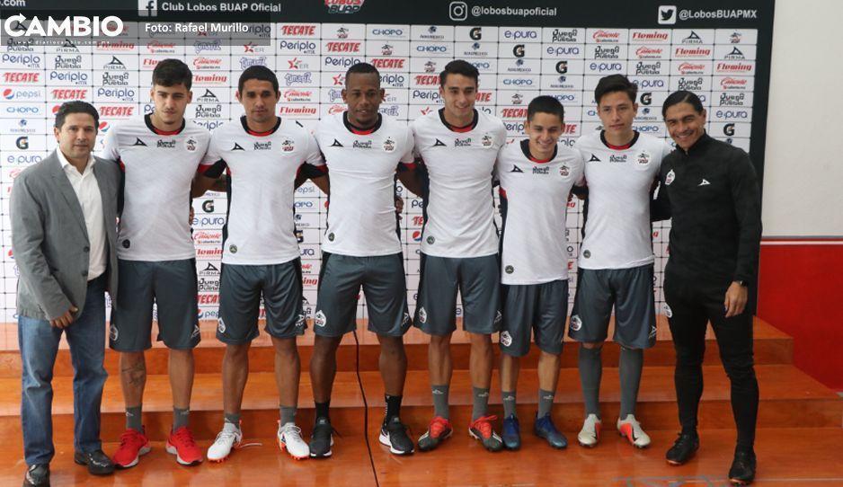 Lobos recibe a Santos Laguna  para iniciar el Clausura 2019