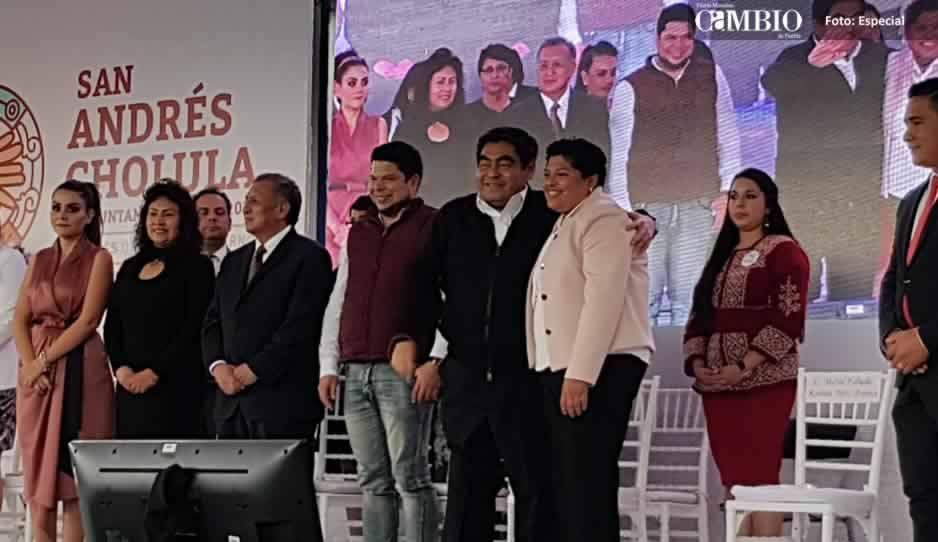 Karina Pérez anuncia reducción salarial del 40 y 30% a funcionarios de primer nivel