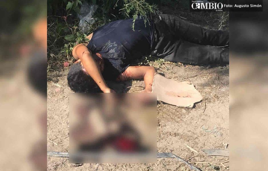 Hallan hombre ejecutado en Acatzingo