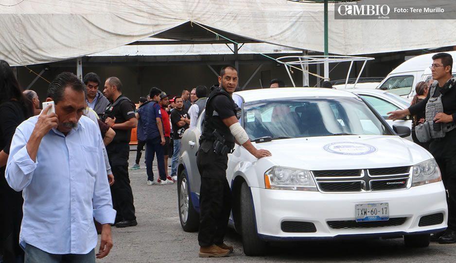 A San Miguel 18 detenidos por trifulca en La Fayuca
