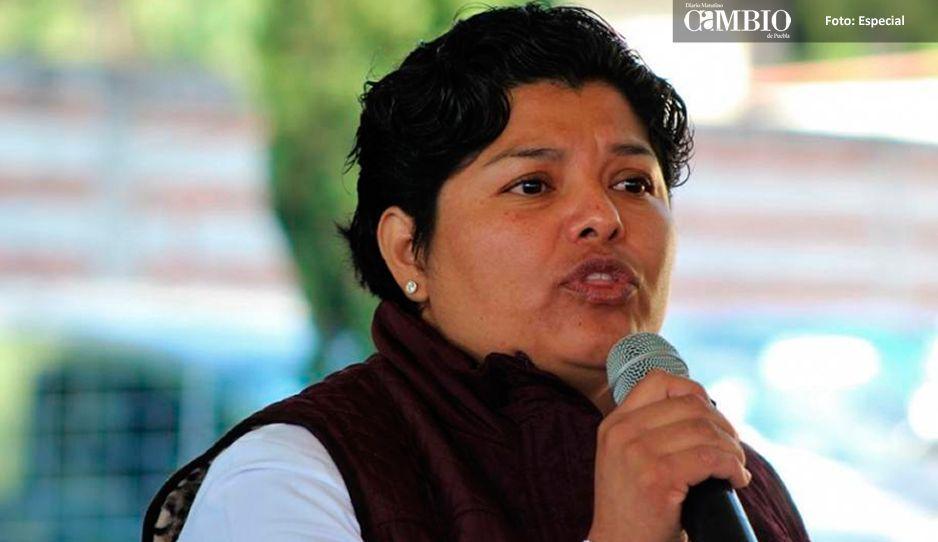 Alcaldesa de San Andrés se lanza contra su regidor Sergio Quiroz por supuesta difamación