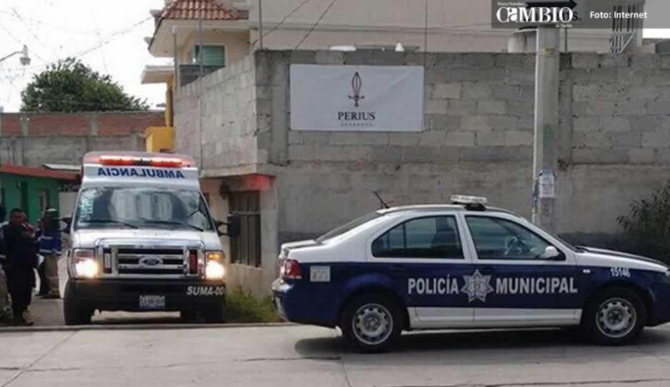 Aseguran a tres presuntos asaltantes en Texmelucan