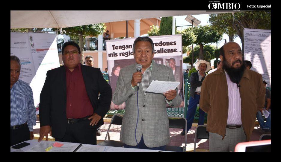 Exdiputado exige destitución de funcionarios corruptos en Tlaxcala