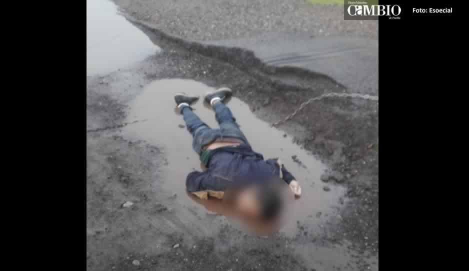 Matan a uno y lesionan a otro por resistirse a un asalto en la Puebla-Orizaba