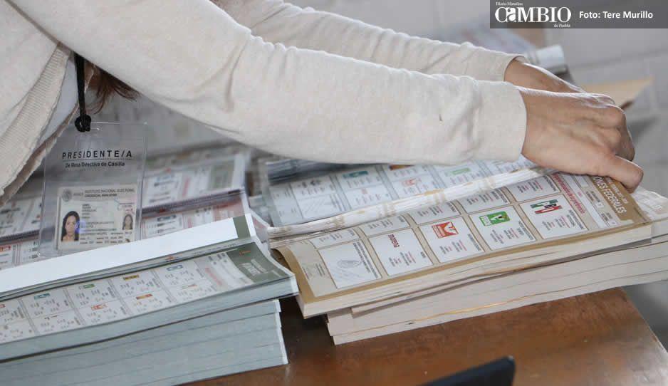 Cómputo de actas de la elección por la presidencia de la República registra un avance de 62.6 por ciento