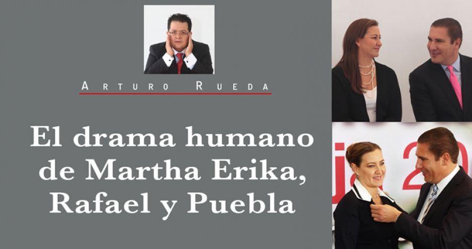 El drama humano de Martha Erika, Rafael y Puebla