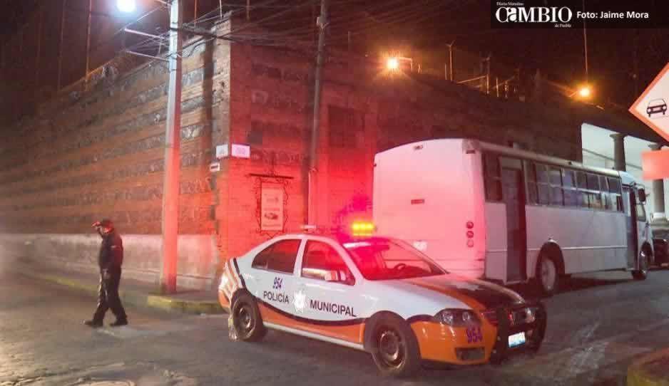 Realizan operativo en el Cereso de Cholula; hallan televisores y drogas