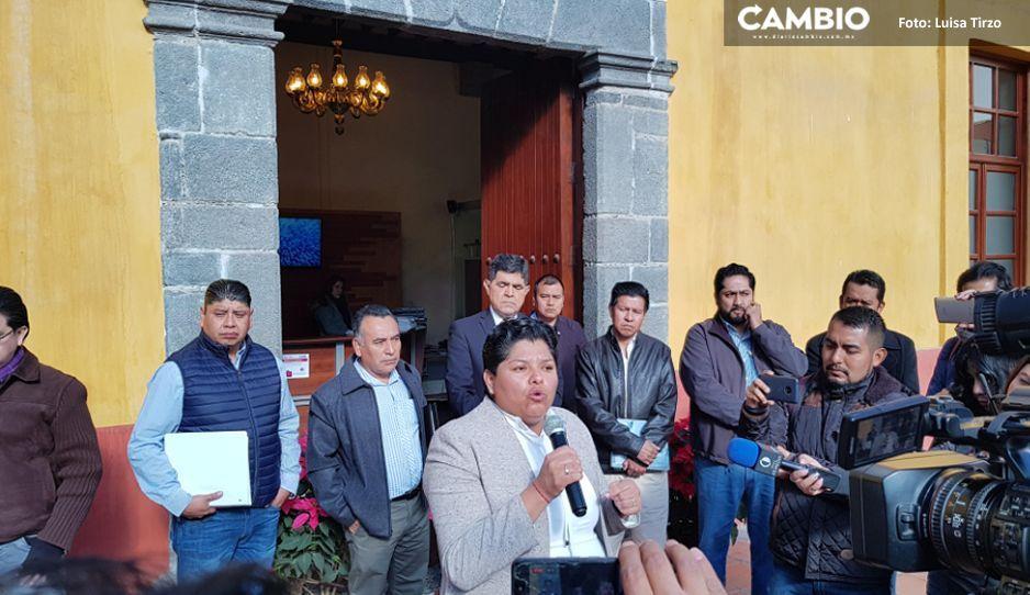 "Pérez Popoca acusa a panistas de ""linchamiento mediático"" para desestabilizar a Morena"