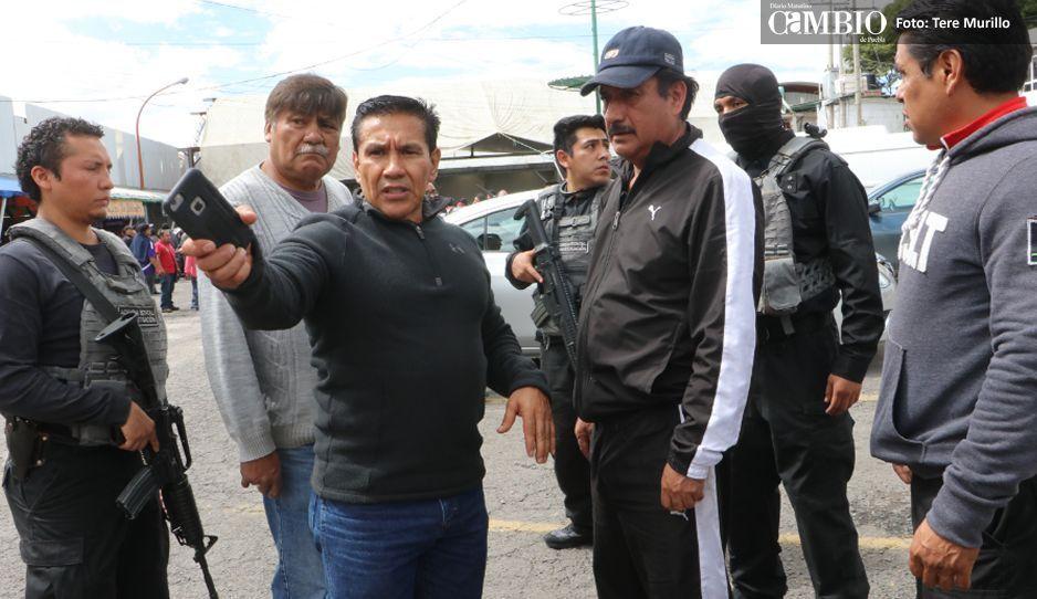 Comerciantes adjudican a El Fresa hechos violentos en La Fayuca