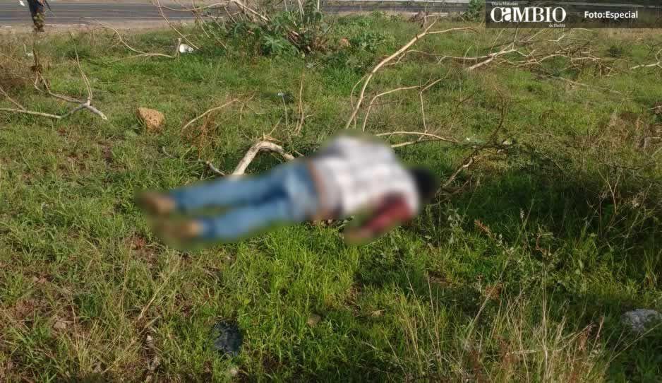 Matan a dos hombres por robarles ganado en la autopista Siglo XXI