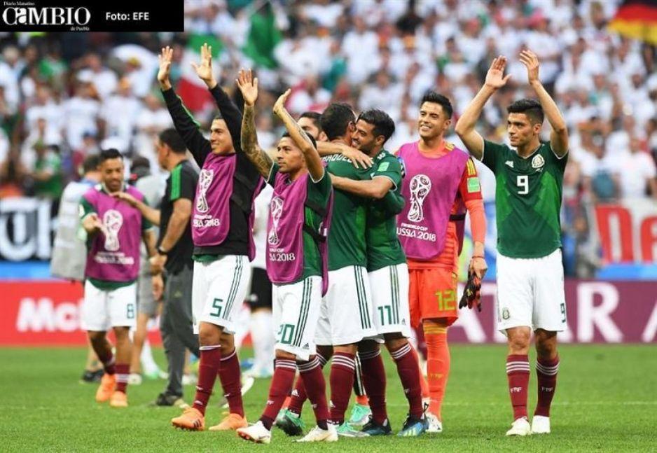 Juego México vs Alemania rompe récord: programa más visto en TV