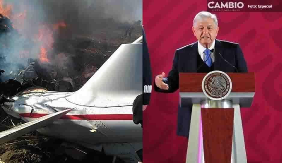 Mañana AMLO anunciará avances en la investigación del helicopterazo