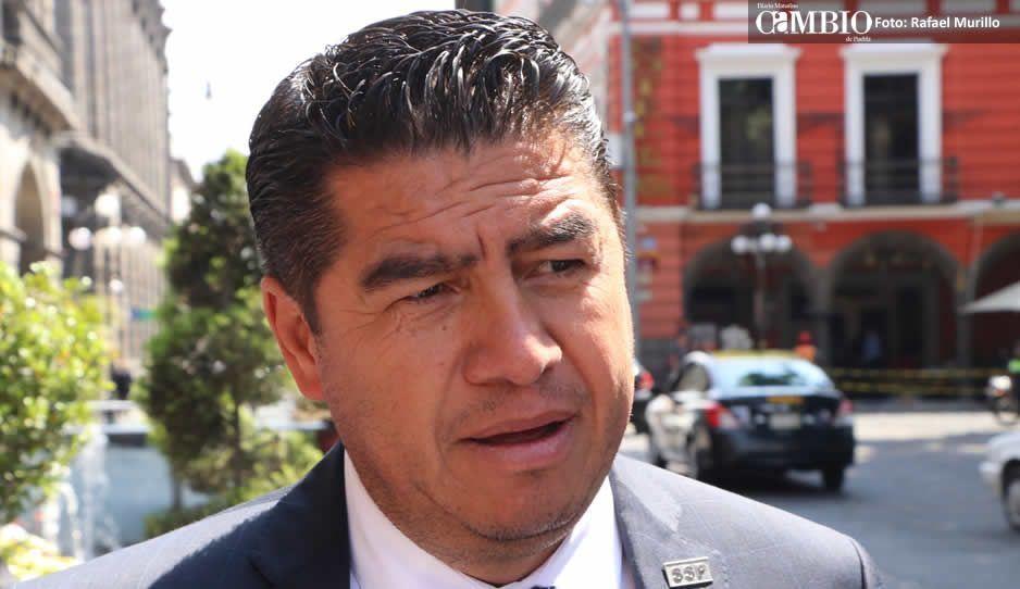 Reconoce Alonso déficit de policías para combatir a la delincuencia