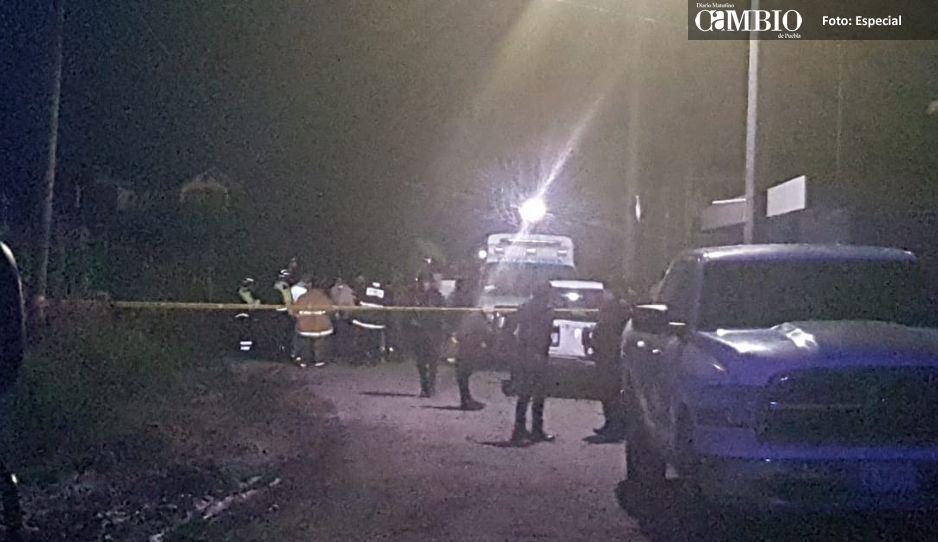 Tres huachicoleros murieron cuando cavaban un huachitunel dentro de una bodega en Coronango (VIDEOS)