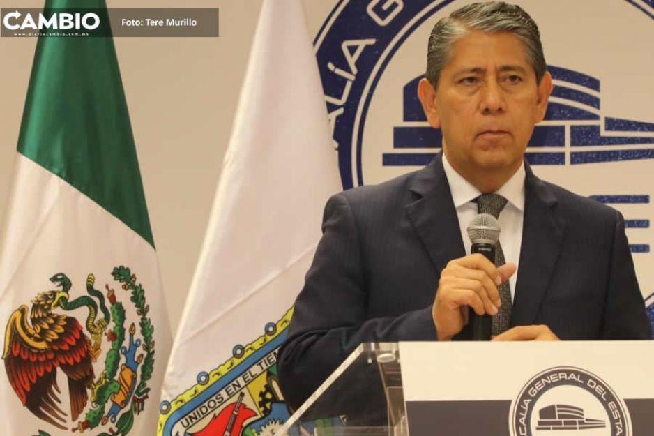FGE desconoce la presencia del Cártel de Sinaloa en Puebla