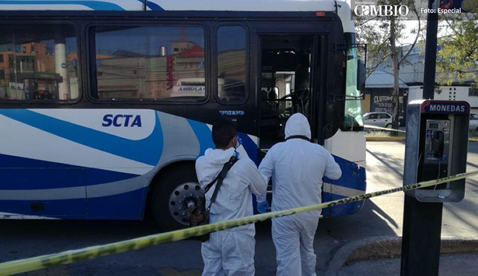'Chiclero' ejecuta a pasajero de la ruta SCTA en la Joaquín Colombres