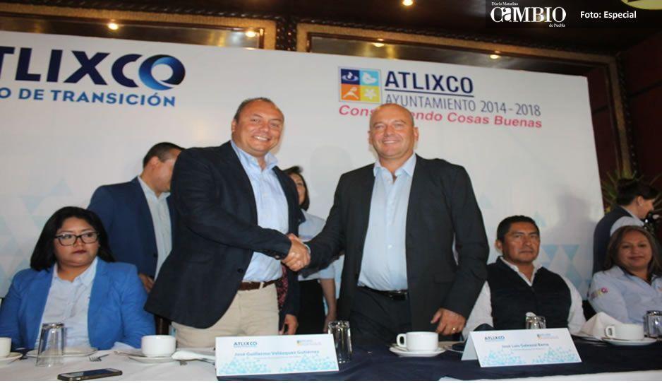 Comienza la transición en Atlixco entre el actual gobierno y el 2018-2021