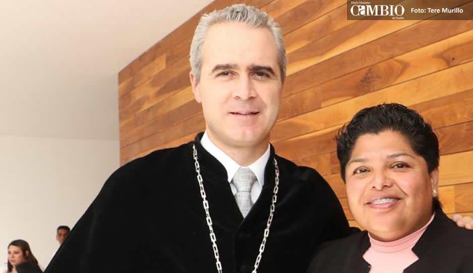Recrimina rector de UPAEP a la Fiscalía que aún no haya resuelto el feminicidio de Mara