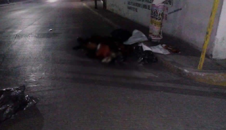 Por tercera ocasión tiran cuerpos desmembrados en San Martín