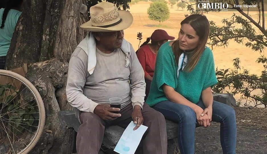 Candidata del Panal, avergonzada de que Nay Salvatori sea su adversaria