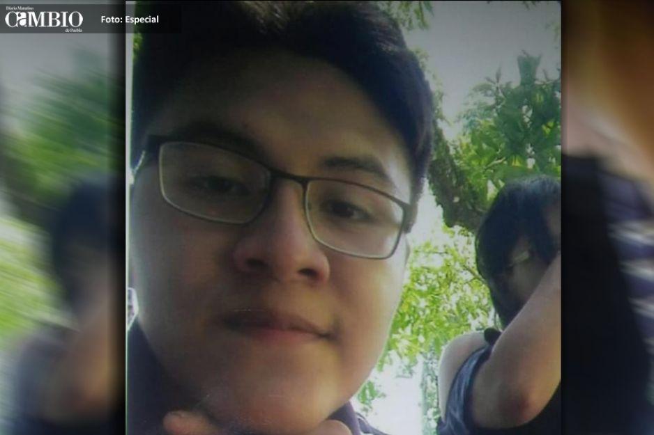 Ayuda a su familia a encontrarlo: Luis Jesús desapareció en Colonia Mártires de Trabajo el 19 de octubre