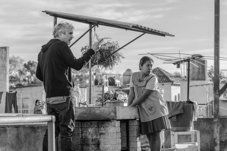 """""""Roma"""" es nominada para Mejor Película Extranjera en los Golden Globes"""