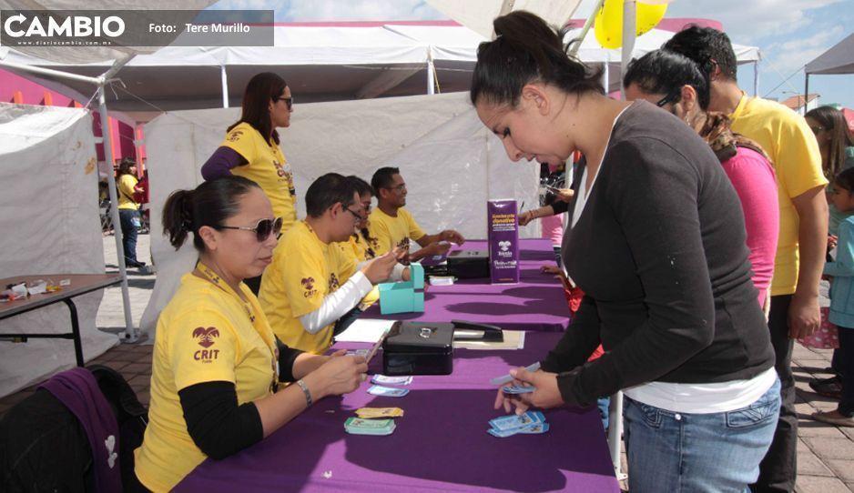 Puebla, espléndido con Teletón: RMV  le destinó más de 174 millones de pesos